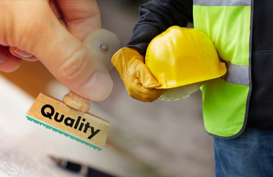 Safety, Quality and Environment